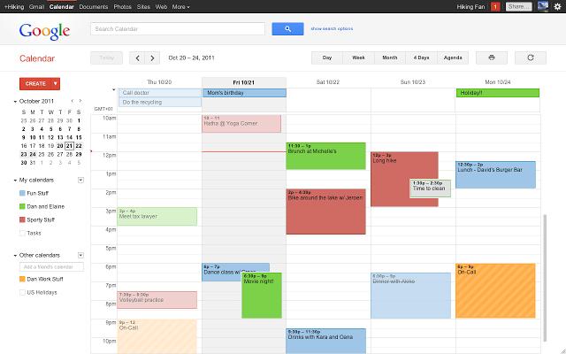 Calendario Editoriale Google Calendar
