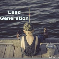 Lead Generation Blogging Aziendale