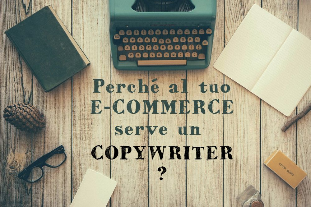 e-commerce copywriter