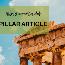 Pillar Article: che cosa è?